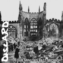 Discard - Four Minutes Past Midnight - LP